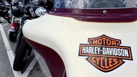 Diboikot Trump, Dinas Rahasia AS Tetap Pesan Harley-Davidson