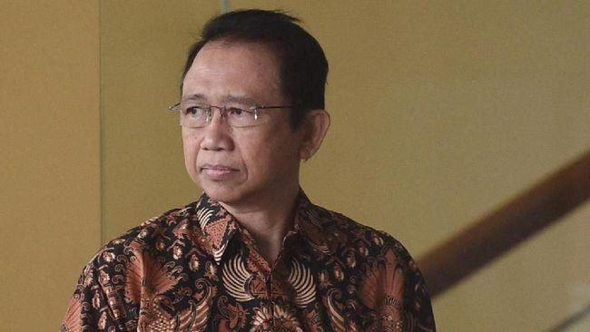 Marzuki Alie mengatakan dirinya hadir di KLB Partai Demokrat di Deli Serdang karena undangan dari kawan-kawan panitia.