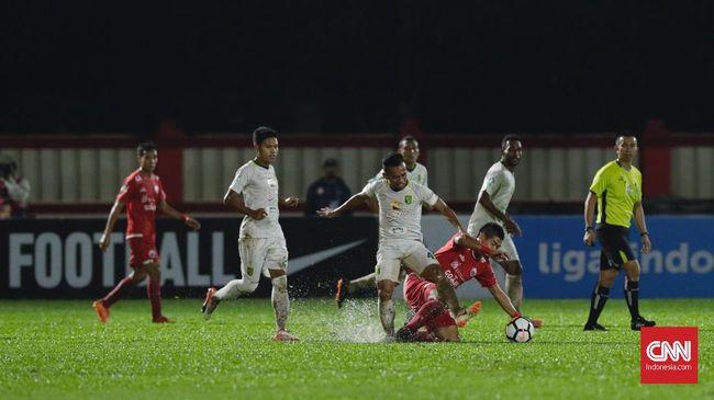 Persebaya vs Persija di Final Piala Gubernur Jatim 2020