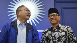 PAN Tak Dipanggil ke Istana, Siap Berada di Luar Pemerintahan