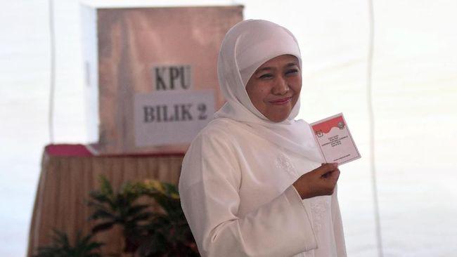 Keberhasilan Khofifah meyakinkan pemuka agama yang tidak masuk kepengurusan NU dan memikat pemilih rasional membuat dia unggul dalam Pilgub Jatim 2018.