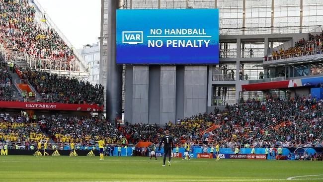 Selain berbagai rutinitas tahunan sepak bola, perhelatan Piala Dunia juga mewarnai lapangan hijau internasional pada tahun 2018.