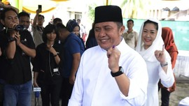 Bupati-Wabup Terjerat KPK, Sekda Sumsel Pimpin Muara Enim