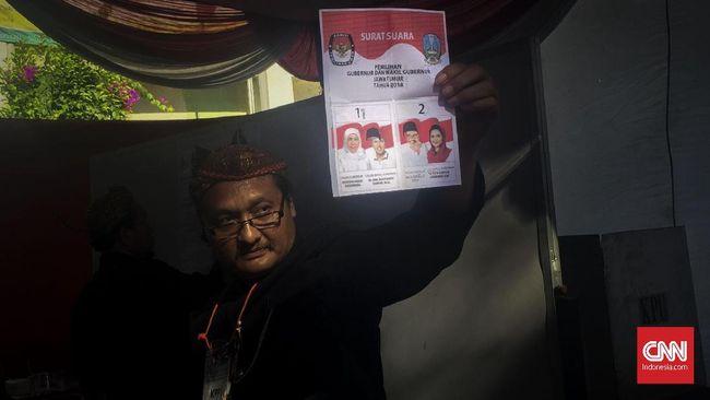 Bawaslu menilai pelanggaran yang terjadi dalam Pilgub Jatim 2018 lebih karena masalah administrasi, sehingga pelaksanaannya lebih baik dibanding 2013.