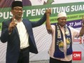 Hitung Riil KPU 90 Persen, Ridwan Kamil Masih Unggul 5 Persen