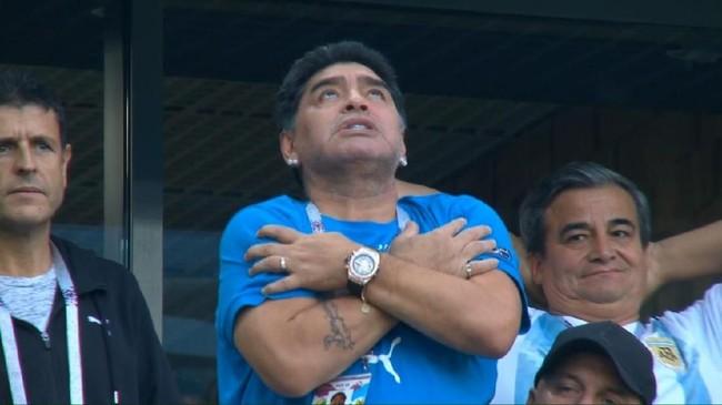 Jaksa Argentina Selidiki Kematian Maradona