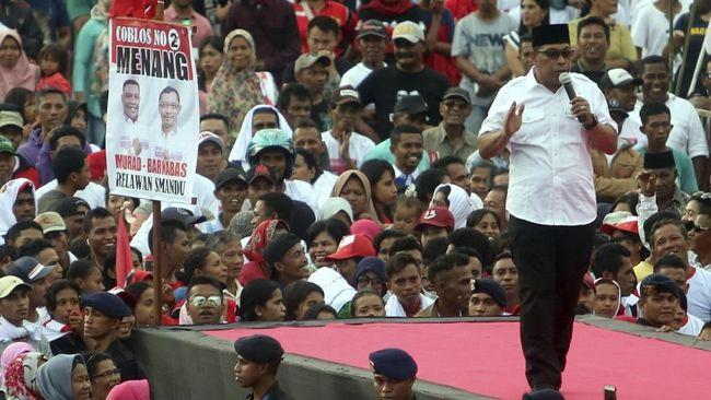 Bukan hanya Murad Ismail, para kepala daerah pendukung Jokowi-Ma'ruf nantinya juga akan masuk struktur Tim Kampanye Daerah di wilayah masing-masing.