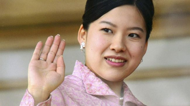 Nikahi Rakyat Biasa, Putri Jepang Akan Lepas Gelar Kerajaan