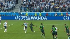 VIDEO: Parade Gol-gol Menit Akhir Piala Dunia 2018