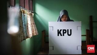 63,3 Persen Daerah Cairkan Dana Hibah Pilkada ke KPU