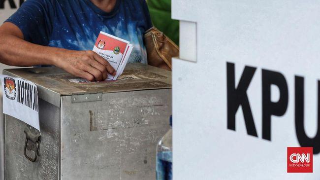 KPU Larang Caleg Maju Jadi Capres