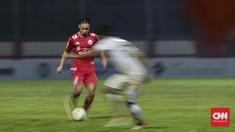 Persija Cukur Borneo FC 3-0 di Babak Pertama