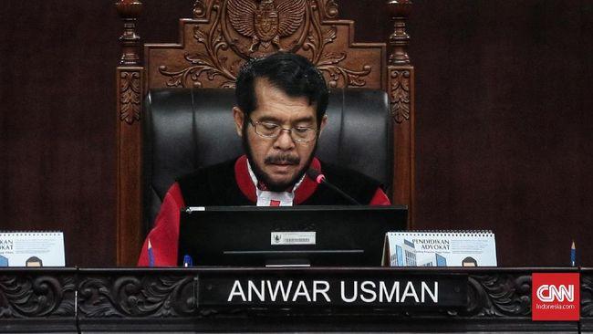 MK menyatakan akan menangani gugatan hasil Pilpres 2019 yang diajukan Prabowo-Sandi secara independen serta diproses sesuai fakta dan bukti yang diajukan.