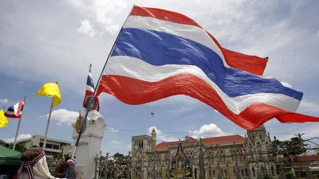 Pertumbuhan Thailand Kuartal II-2018 Melambat 4,6%