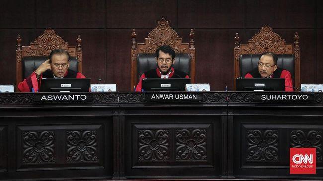 MK meminta KPU Kabupate Deiyai untuk melakukan pemungutan suara ulang dengan sistem noken di beberapa TPS 45 hari setelah putusan dibacakan.
