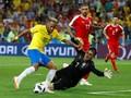 6 Duel Kunci Brasil vs Meksiko di 16 Besar Piala Dunia 2018
