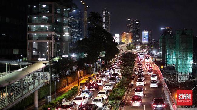 Hal itu dilakukan supaya pengguna kendaraan pribadi bisa tahu kapan aturan ganjil-genap diterapkan dan hambatan di jalan saat Asian Games.