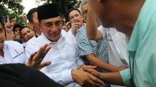 Gubernur Sumut Izin ke Luhut soal Rencana Isolasi Nias