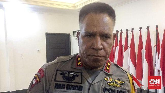 TNI menyatakan bakal bertindak represif untuk mencegah terulang kasus penikaman yang menewaskan seorang pekerja bangunan pasca kerusuhan 23 September.