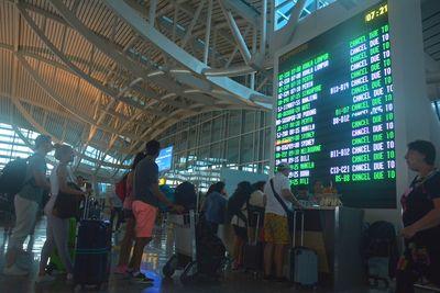 Bagaimana Bisa? H2 Natal, 123 Ribu Penumpang Penuhi 15 Bandara AP I
