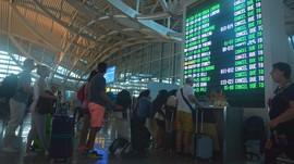 H-2 Natal, 123 Ribu Penumpang Penuhi 15 Bandara AP I