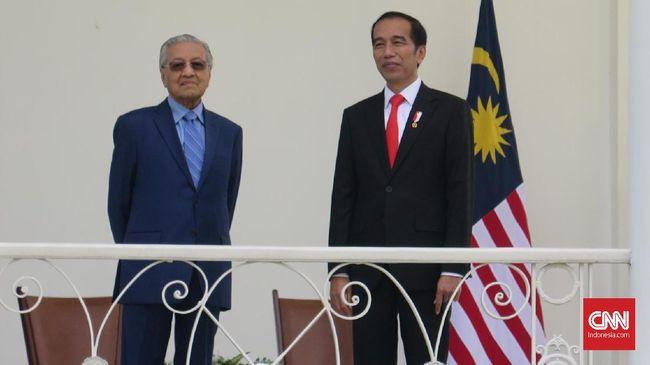 Perdana Menteri Malaysia Mahathir Mohamad disebut akan menyurati Presiden Joko Widodo untuk mengungkapkan kekhawatirannya terkait kabut asap karhutla.