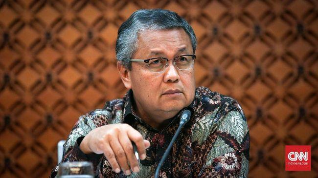 Bank Indonesia (BI) memproyeksi nilai tukar rupiah akan bergerak di kisaran Rp14.300-14.700 per dolar Amerika Serikat (AS) pada 2019.