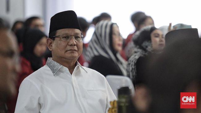 Ketua Umum PA212 Slamet Maarif mengklaim tengah menggodok dua nama tokoh yang bakal didukung untuk menjadi cawapres pendamping Prabowo Subianto.