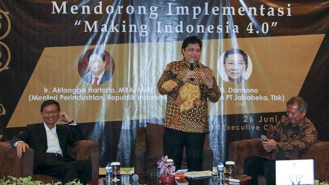Industri Indonesia belum terlalu siap menjalankan industri 4.0. Hal itu menurut indeks kesiapan bertajuk Indonesia Industry 4.0 Readiness Index (INDI) 2019.