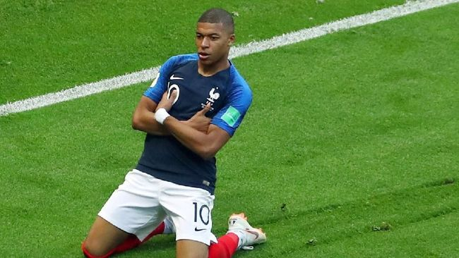 Timnas Prancis bakal menghadapi Uruguay dalam babak perempat final Piala Dunia 2018 akan berlangsung di Stadion Nizhny Novgorod, Jumat (6/7) pukul 21.00 WIB.