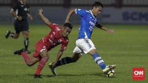 Susunan Pemain Persija vs Persib di Final Piala Menpora