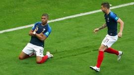 FOTO: 7 Arti Perayaan Gol di Piala Dunia 2018