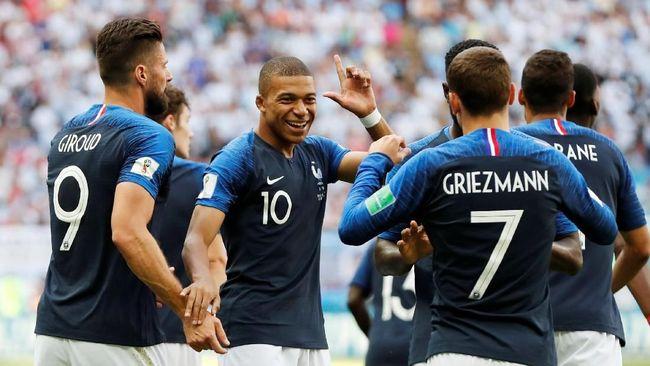 Timnas Kroasia punya beban berat di final Piala Dunia 2018 dengan belum pernah menang melawan Prancis. Berikut adalah fakta-fakta menarik lainnya.