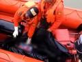 VIDEO: Pencarian Korban Kapal Tabrakan di Nunukan