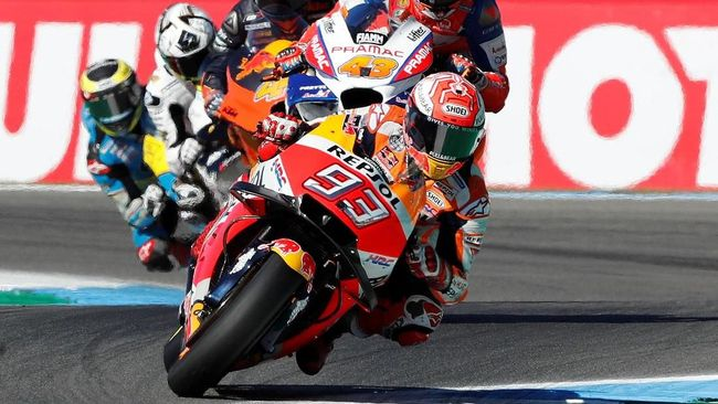 Jadwal live streaming MotoGP Prancis 2019 dari Sirkuit Le Mans bisa disaksikan melalui CNNIndonesia.com pada Minggu (19/5) malam.