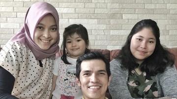 Cerita Adrian Maulana Ajak Anak Bersyukur Saat Traveling ke Swiss