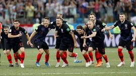 Kroasia dan Denmark Hanya Menghibur di Awal Laga