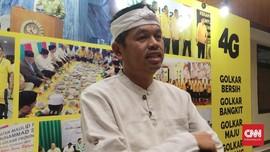 Golkar Jabar Tolak Gerindra Gabung Koalisi Jokowi