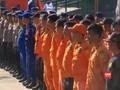 VIDEO: Doa Bersama Tutup Proses Pencarian KM Sinar Bangun
