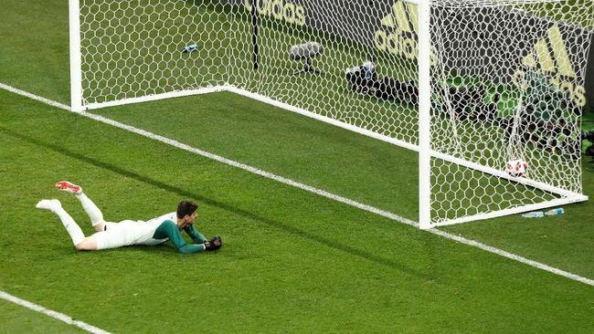 Kepastian Thibaut Courtois bergabung ke Real Madrid disambut kehadiran meme-meme lucu di dunia maya.