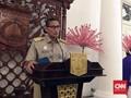 Penerimaan Pajak Daerah DKI Semester Pertama Baru 36,22 %