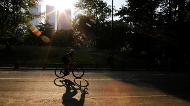 Kota-kota di Amerika Serikat akan merasakan suhu sepanas 37 derajat Celcius selama musim panas tahun ini.