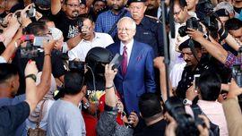 Wartawan Malaysia Rayakan Kebebasan Beritakan Kasus Najib