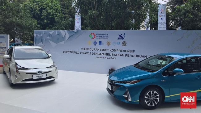 Toyota Tegaskan Insentif Kunci Keberhasilan Mobil Listrik