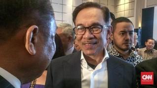 Presiden UMNO Sebut Anggota Parlemen BN Dukung Anwar Ibrahim