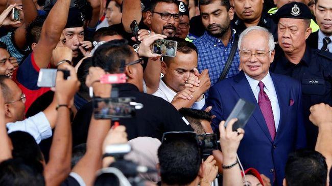 Komisi Pencegahan Korupsi Malaysia kembali memanggil Najib sehari sebelum sidang pra peradlilan kasus penggelapan dana badan investasi pemerintah Malaysia 1MDB.
