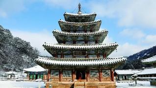 Tujuh Biara di Korsel Masuk Daftar Situs Warisan Dunia