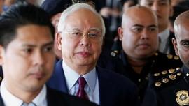 Pengadilan Diancam Bom, Sidang Najib Razak Sempat Ditunda
