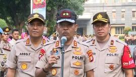 VIDEO: Polda Metro Jaya Gelar Operasi Buru Begal dan Jambret