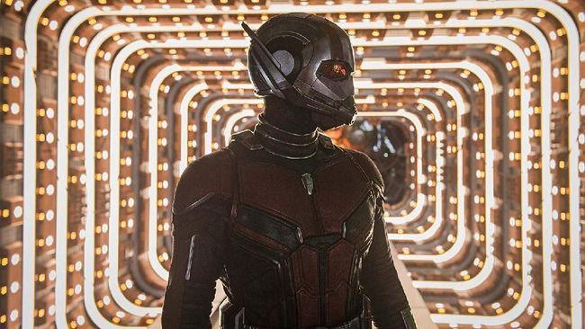 Sutradara Peyton Reed menjanjikan Ant-Man 3 yang sedang ia garap akan lebih besar ketimbang dua film sebelumnya, Ant-Man dan Ant-Man and the Wasp.